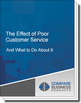 effects of bad customer service You might not realize just how great an impact poor customer service can have  on your company's bottom line - it's a big one.