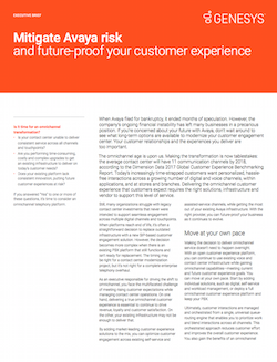 executive-brief-mitigate-avaya-risk-and-future-proof-your-customer-experience