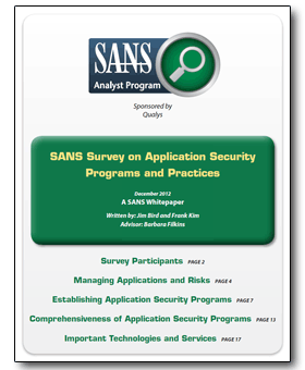sans-survey-on-application-security-programs-and-practices