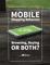 Mobile Shopping Behaviors