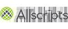 Allscripts - logo